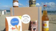 """Depuis le 1er septembre, une nouvelle box a fait son apparition sur le marché. Chaque mois, les abonnés de Boestbox reçoivent dans leur boîte aux lettres un colis contenant six produits locaux """"made in Bretagne""""."""