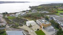 Sur le site de la pointe du Diable à Plouzané, le projet Cœur de Campus entend être un lieu de convergence des usagers des lieux. Trois phases de travaux sont programmées de juin 2017 à fin 2018 po