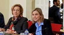 Michèle Kirry, Préfète de région Bretagne et Agnès Pannier-Runacher., Secrétaire d'Etat auprès de Bruno Le Maire