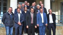 Loïg Chesnais-Girard a invité, ce mardi 4 mars, l'ensemble des réseaux économiques* à s'engager dans la Breizh COP.