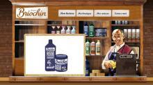 Créée en 1919 à Saint-Brieuc, la marque Briochin est devenu une référence sur le soin quotidien de la maison, des matériaux précieux et plus récemment le soin du corps.