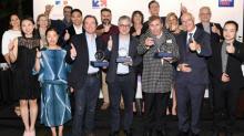 C'est dans le cadre du salon international de la cosmétique en Asie : « Cosmoprof » que la PME bretonne s'est vue remettre cette distinction parmi 14 entreprises françaises finalistes
