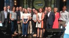 Félicitation à tous les lauréats desTrophées de l'innovation 56 et Oscars du Morbihan