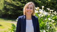 Céline Da Mota Filipi, gérante de l'hôtel-restaurant Au Chêne Vert à Plérin (22)