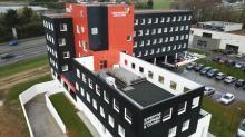Cerfrance Brocéliande vient d'inaugurer son nouveau siège social  à Rennes où travaille une centaine de collaborateurs