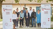 Deux entrepreneurs bretons intègrent la 3e promotion du Club des entrepreneurs de la Fondation Le Roch-Les Mousquetaires.