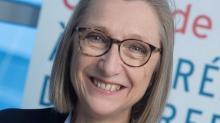 Maryvonne Le Roch Nocera, directrice de l'Intermarché d'Arzon, assure le pilotage du club TGV 56