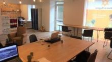 CoWorkInProgress, un espace collaboratif , situé à 10 minutes de Lannion, à deux pas de la mer