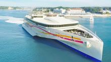 Britanny Ferries rachète Condor Ferries