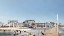 La nouvelle gare maritime de Quiberon (projet DDL)