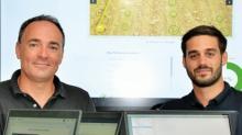 Alban Pobla et Aurélien Yol, co- fondateurs de Dilepix à Rennes
