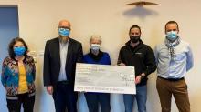 """L'entreprise finistérienne Driftworld a remporté le premier prix du concours """"Mon projet innovant""""."""