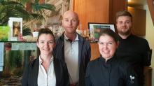 La chocolaterie Durand, c'est une équipe de 4 personnes emmenée par Gaëtan Derrien depuis mars 2015.