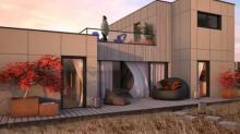 Basée à Yffiniac (22) Ekko va reprendre plus de 10 000 des 48 000 m² de l'ex-usine Chaffoteaux et Maury à Ploufragan (22).