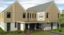 Edd Hostel est le 1er Hostel en Bretagne ! Situé à Dol de Bretagne en Ille-et-Vilaine,  au carrefour de  lieux touristiques comme le Mont St Michel, St Malo, Dinan, ou Rennes, il ouvrira ses portes en février  2018.