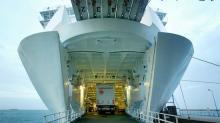 Brittany Ferries souhaite développer le trafic fret