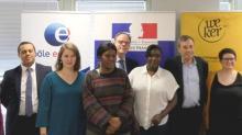 Les deux premiers contrats emplois francs ont été signé à Rennes le 5 février dernier Ce dispositif permet à un employeur de bénéficier d'une aide lorsqu'il embauche un habitant résidant dans un quartier prioritaire de la ville