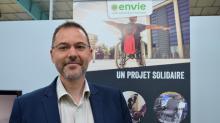 Ludovic Blot, Directeur d'Envie 35  et pilote de cette nouvelle activité