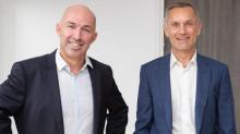 Charles Cabillic et Ronan Le Moal, fondateurs d'Epopée Gestion