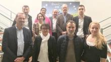 Saint-Malo Agglomération, la CCI Ille-et-Vilaine – Délégation de Saint-Malo et Saint-Malo Entreprises, sont à l'initiative d'Etonnants créateurs