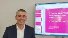 Yann Lejolivet vient d'être élu à la présidence Comité des banques FBF de Bretagne