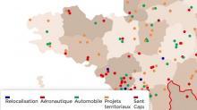 France Relance :  31 entreprises industrielles bretonnes bénéficiaires d'un accompagnement financier au 1er mars 2021