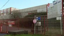 L'ancien site de Gad à Lampaul Guimiliau dans le Finistère