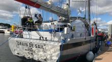 Grain de sail lance la conception d'un second voilier
