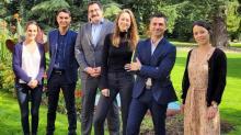 Déjà en place, l'équipe rennaise d'Harry Hope compte 6 consultants en recrutement