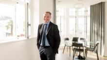 Pascal Roussel, dirigeant de la startup HDTech, à Lorient.