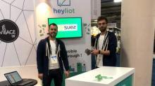 De retour du CES Las Vegas, Loïc Coeurjoly et Cyril Pradel, les deux fondateurs de la start-up rennaise Heyliot sont gonflés à bloc.