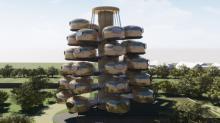 L'hôtel disposera de 42 chambres de 26m² aux prestations haut de gamme et sera doté d'un SPA avec piscine, balnéothérapie, sauna et hammam.