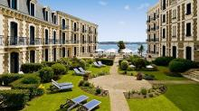 A compter de ce 5 novembre, Le Grand Hôtel Barrière Dinard ferme ses portes pour engager d'importants travaux de rénovation