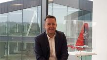 Sébastien Conan, Directeur général d'Idec Agro & Factory depuis 2017