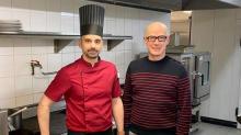 Yann Juliand et Stéphane Richard ont repris le Patio à Evran dans les Côtes d'Armor, en mars 2020