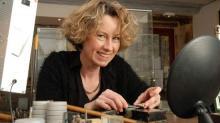 D'origine allemande Jutta Behr-Schaeidt a posé sa valise à Lannion en 2002.