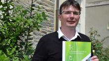 Tony Collet a créé il y a un an à Saint-Brieuc, Knows'n Co, spécialisée dans le management sensoriel.