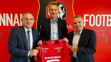 La signature officielle a eu lieu ce mercredi 26 juillet à la Piverdière, en présence d'Olivier LÉTANG et de Franck et Jérôme LAUNAY.