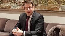 A l'occasion de la cérémonie des voeux à la presse, Loïg Chesnais-Girard, Président de la région Bretagne, a évoqué un certain nombre de sujets parmi lesquels celui de l'accessibilité numérique
