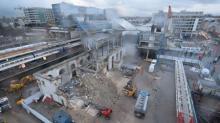 Vaste chantier à ciel ouvert, la gare de Rennes poursuit sa transformation en attendant l'arrivée de la LGV en juillet et de la seconde ligne de métro d'ici 2020