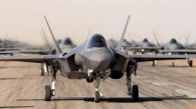 Parmi les principaux avions de combat, le F-35 de Lockheed Martin continue sa montée au sein de l'US Air-Force et se déploie dans de nombreux pays du monde,