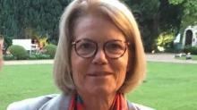 Marie-Anne Simon, cogérante des Meubles Philippine à Chantepie, près de Rennes