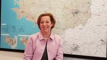 , Michèle Kirry, Préfète de la région Bretagne