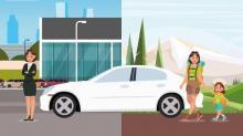 Aujourd'hui, e-colibri gère un parc de 5 500 véhicules en auto-partage. Cette année, le parc devrait être étendu à 7 000 véhicules
