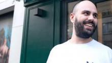 D'origine italienne et amoureux de la pizza napolitaine, Maximiliano Alzerreca a ouvert le 3 juillet à Rennes, son restaurant Mono Pizza.