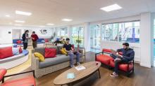 « L'Avenir at GHO », situé à proximité du centre de Rennes accueille, depuis le 1er octobre, indépendants, consultants, entrepreneurs, sociétés en recherche de bureaux temporaires, etc.