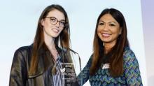 Odycea a reçu le prix Bronze Green d'In-cosmetics Global 2018, en association avec son distributeur français DKSH, pour MARINE BAMBOO.