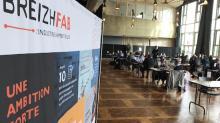 L'Open de l'industrie 2020 s'est tenu à Vannes, au Palais des arts.