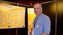Présent à l'Open de l'Industrie, le 16 octobre à Saint-Brieuc, Philippe Colliot a engrangé de nombreux contacts auprès de partenaires comme les CCI ou l'UIMM mais aussi les écoles présentes sur l'évènement.