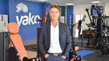 Thierry marquer, PDG du Groupe L'orange Bleue